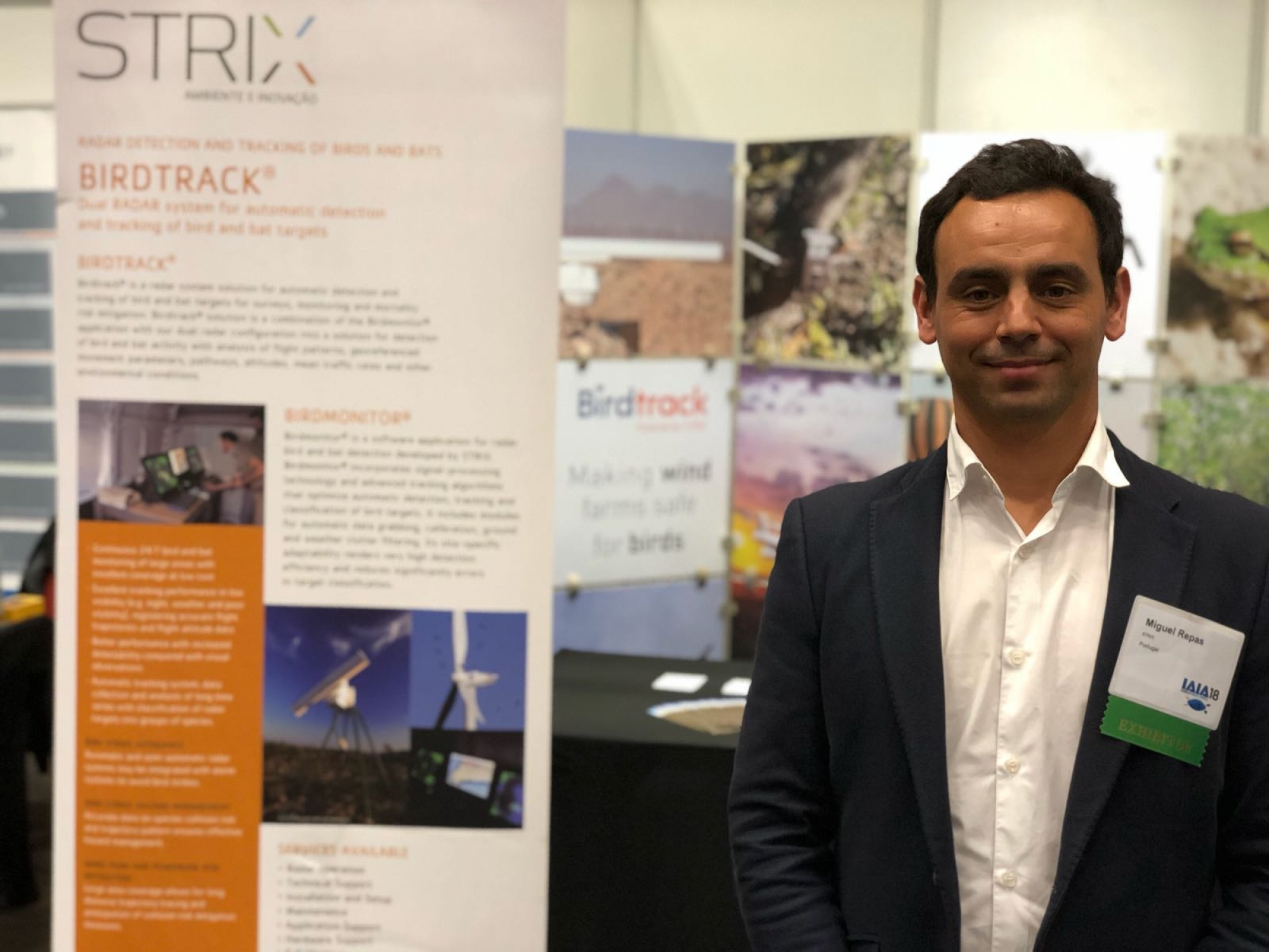 STRIX at IAIA2018, Durban, South Africa
